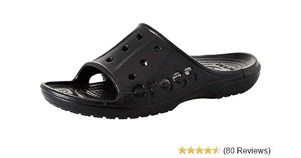 267448800468 Crocs Baya Slide Unisex Adult Sandals  Amazon.co.uk  Shoes   Bags