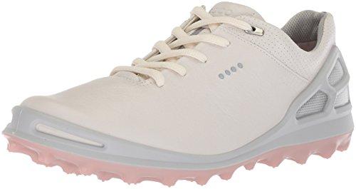ECCO 125003, Damen Golfschuhe weiß weiß (weiß 59044) 37 EU