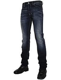 Diesel - - Hommes Safado droites Jeans, Wash: 0853V