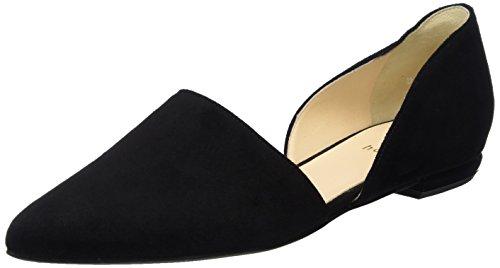 Högl 3 10 0032 0100, Ballerines Femme, Noir (Schwarz0100), 38 EU