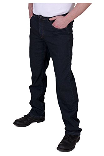 Pioneer Stretch Jeans 9638.02.1144 - Ron blue / black, Weite / Länge:33 / 34
