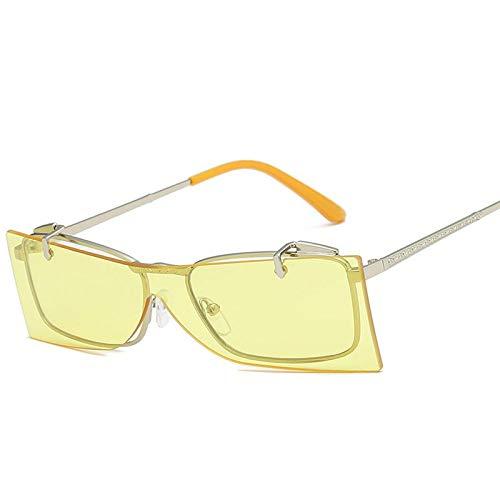 AAMOUSE Platz Steampunk Flip Sonnenbrille Männer Frauen Siamese SonnenbrillenDesign Mode Sommer Brille Top Qualität