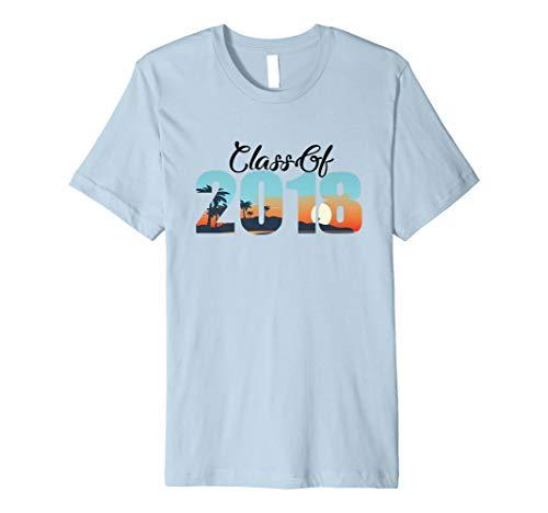 Graduierung Geschenke Class of 2018Premium Shirt