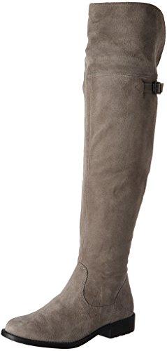 Tamaris Damen 25811 Stiefel, Grau (Grey), 37 EU