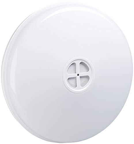 Luminea Home Control Farbwechsel Lampe: RGBW-LED-Deckenleuchte, kompatibel mit Amazon Alexa & Google Assistant (Deckenlampe WiFi)