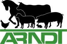 ARNDT RAIDEX Raidl MAXI Viehzeichenstift 10er Pack -schwarz- von ARNDT - Du und dein Garten