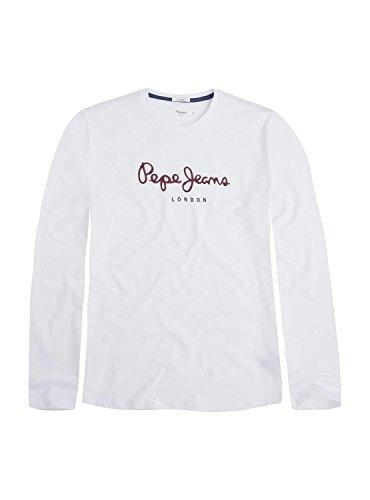 camiseta-pepe-jeans-eggo-blanca-xl-blanco