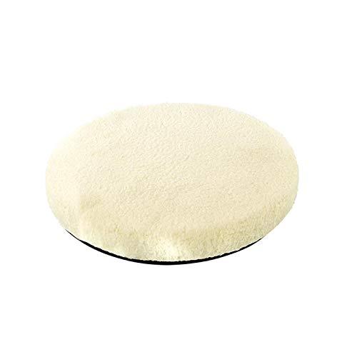 Cuscino girevole a 360°, 150 kg, altezza circa 6 cm, con 3 federe, caldo, freddo Ø 38 cm
