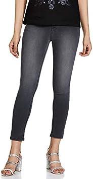 Amazon Brand - Inkast Denim Co. Women's Slim Fit J