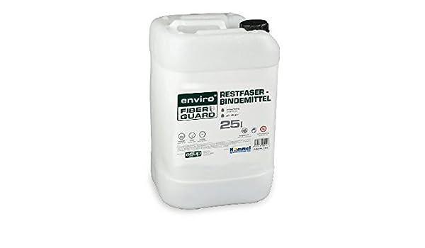 5 Kanister /á 25 kg Restfaserbindemittel f/ür Asbest