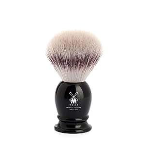 MÜHLE Classic Small Black Silvertip Fibre Shaving Brush (39K256)