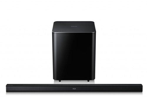Die Soundbar von Samsung