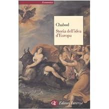 Storia dell'idea d'Europa