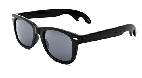 Cheers Sunglasses Flaschenöffner Sonnenbrille Classics Schwarz