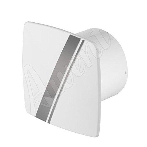 Blanc salle de bain mur de la cuisine hotte aspirante 100mm Awenta standard style linea