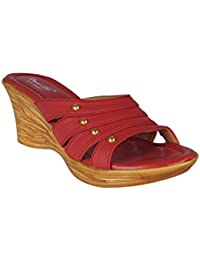 Style Buy Style Synthetic Leather Casual And Party Wear Wedge Sandal For Women,s_SBS4825_2017_P