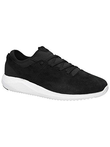 Boxfresh  E15037, Chaussures de ville à lacets pour homme Schwarz