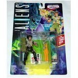 Aliens Space Marine Corp Hicks with Comic Book by kenner