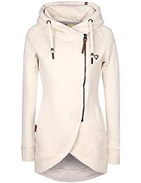 9cb6309c8463 Suchergebnis auf Amazon.de für  sweatjacke - Gelb   Damen  Bekleidung