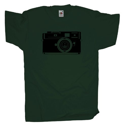 Ma2ca - Old Cam - T-Shirt Bottle Green