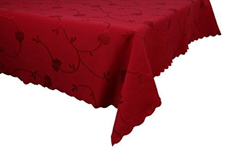 mlyra-elegante-tischdecke-wasserabweisend-mit-lotus-effekt-beidseitig-mit-teflon-beschichtet-bordeau