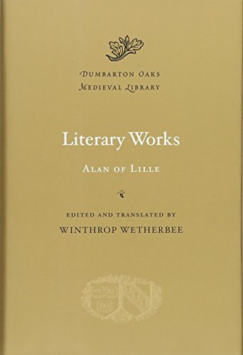 Literary Works di Alan of Lille