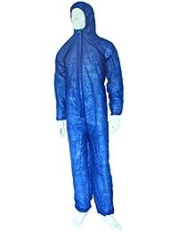 100 Stück PP - Einwegoverall, Nitras 4510 Bodyclean , blau, Gr.: XXL