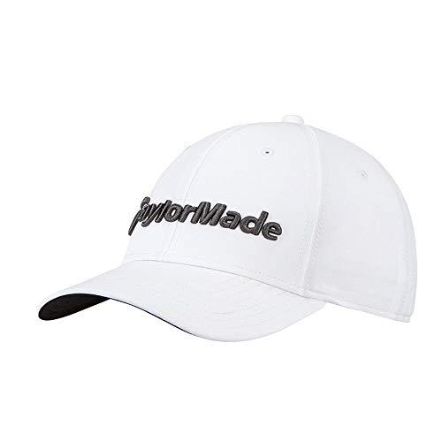 TaylorMade Golf 2018 Herren Performance Seeker Hat, Herren, weiß, Einheitsgröße
