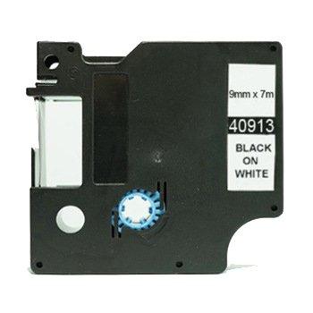 Preisvergleich Produktbild PerfectPrint kompatibel Ekrelius PerfectPrint Cassette für Dymo 40913Label Manager 210d-Etikettendruckern 260P 280280280360d 420P 500TS 40913500TS 450d Rhino 420052006000