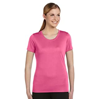 Allsport Medical Alo 180S Women's Sports Dry Wicking T-Shirt - Pink -