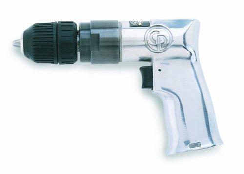 Chicago Pneumatic cp7853/8Zoll Heavy Duty Drill mit Zahnkranzbohrfutter -