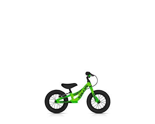 Laufrad Kellys Kite Race mit Bremse (Neon Green)