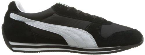 Puma Fieldsprint 354626 Unisex-Erwachsene Sneaker Schwarz (black-white 07)