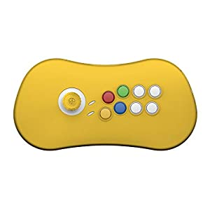 Neo Geo Arcade Stick pro Silicone Cover (Yellow)