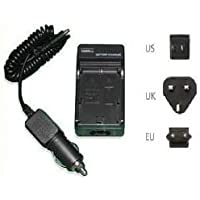 Battery Charger for Sony Alpha Digital SLR Cameras - Compatible with NP-FM500H, NPFM500H batteries for Sony Alpha DSLR Cameras - AAA Products - 12 Month Warranty