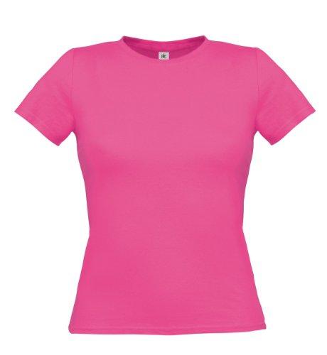 BCTW012 T-Shirt Women-Only Fuchsia