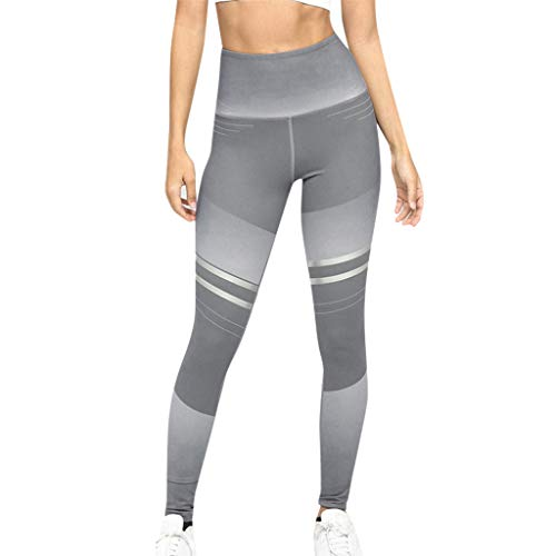 TianWlio Leggings Damen Sport Fitness Hohe Taillen Yoga Hosen Bauchkontrolle Die Beute Leggings Aufzug Strumpfhosen Abnimmt