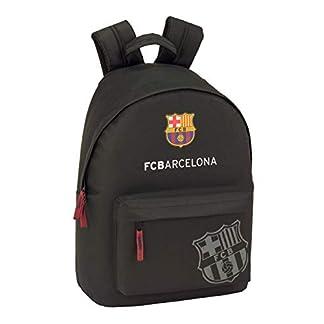 """31IZrFDOH0L. SS324  - FC Barcelona Black Oficial Mochila Juvenil Para Portátil 14,1"""", 310x160x410mm"""