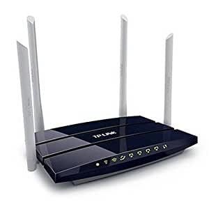 Tp-Link Tl-Wdr6300 1200M Dual Band Wireless Router Wifi 4 Antenne