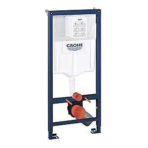 Grohe 39144000 39144000-Rapid SL Cisterna empotrada para Inodoro suspendido, azul