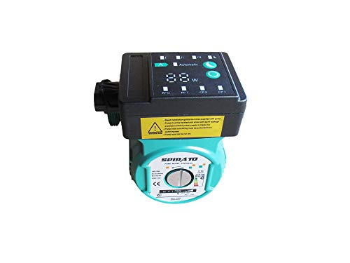 Energy-star-heizung (Heizungspumpe Zirkulationspumpe STAR 25/4 130mm Hocheffizienz-Pumpe Energie-Klasse A)