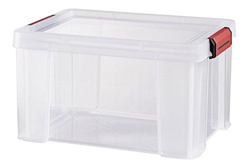 Innovativ Sundis 4501001 Clip 'n' store Aufbewahrungsbox mit Deckel  HT15