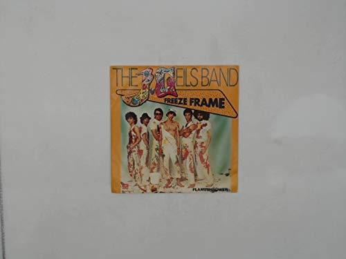 THE J. GEILS BAND : Freeze-Frame / Flamethrower [7'' Vinyl] EMI 1A 006 86512 -