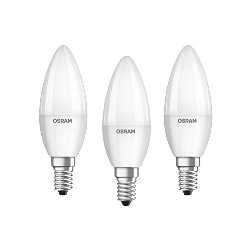 Osram LED Base Classic B/LED Lamp, Classic Mini Candle for sale  Delivered anywhere in UK