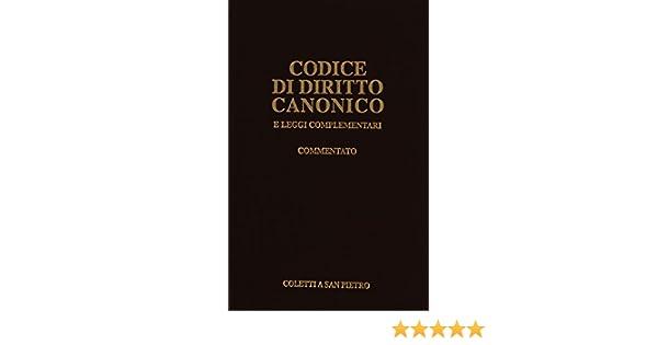 Codice Diritto Canonico Pdf