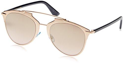 Christian Dior DIORREFLECTED 0R 321, Gafas de Sol para Mujer, Dorado  (Gdcppr Bluette 598732423538