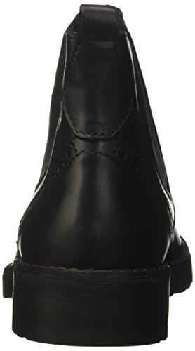 Igi&Co 8810000, Bottes Chelsea Femme Nero (Vitello Alfa)