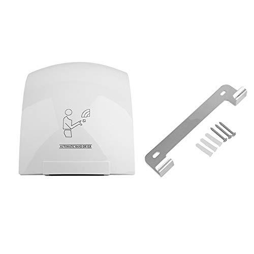 Händetrockner Elektrische 1800 Watt Automatischer Handtrockner mit Sensor, 1800 W Hand Dryer aus ABS für Wandmontage