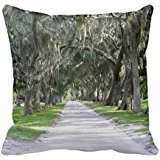 Allforyou 18 X 18 Twin Sides Bedding Pillow Case Home Decoration Square Decorative Cushion Cover Pillowcase Cumberland Trail Pillowcases