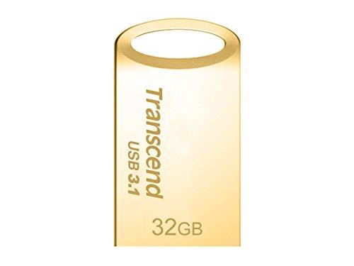 Transcend TS32GJF710G JetFlash710 32GB Speicherstick USB 3.0 gold